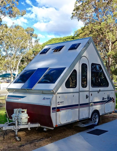 Pop Up Camper Body Panels The Available Material Types