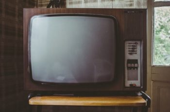 Battery Operated Portable Television Sets